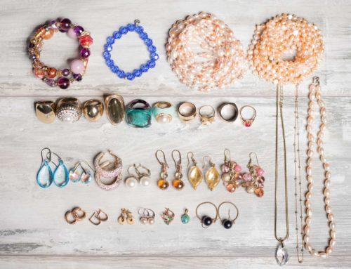 Creative Ways to Organize your Jewelry